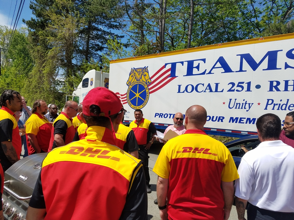 Teamsters Local 671